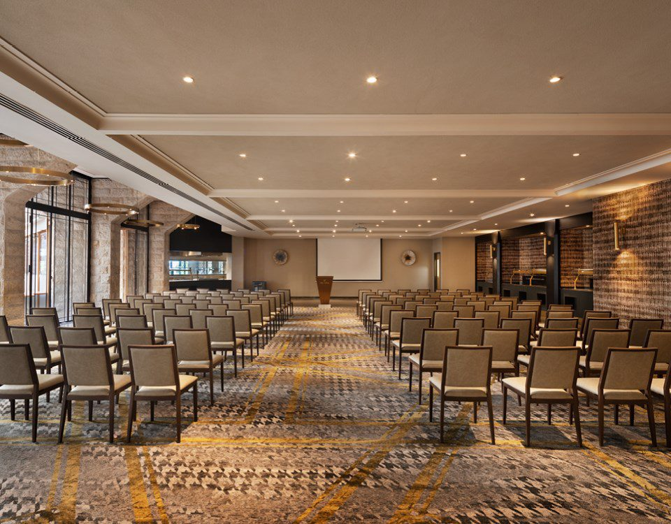 Convention Center - The Inbal Hotel - Luxury hotel in Jerusalem