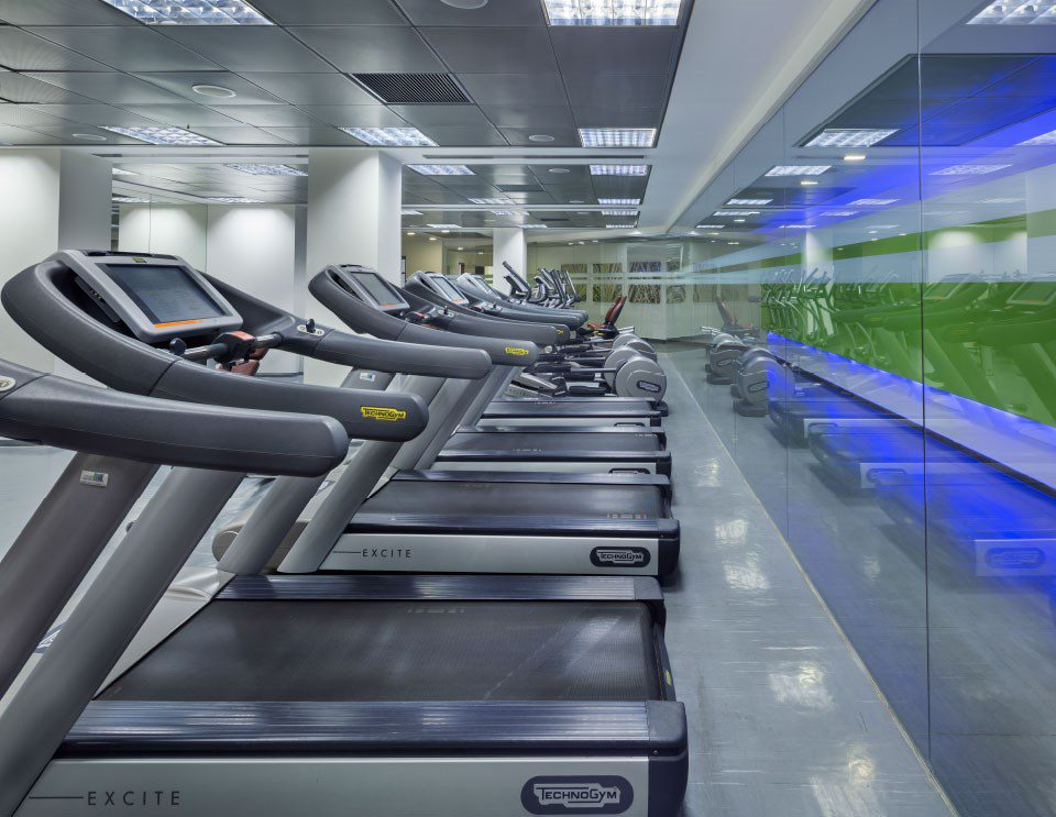 Fitness center - The luxury spa hotel Inbal Jerusalem