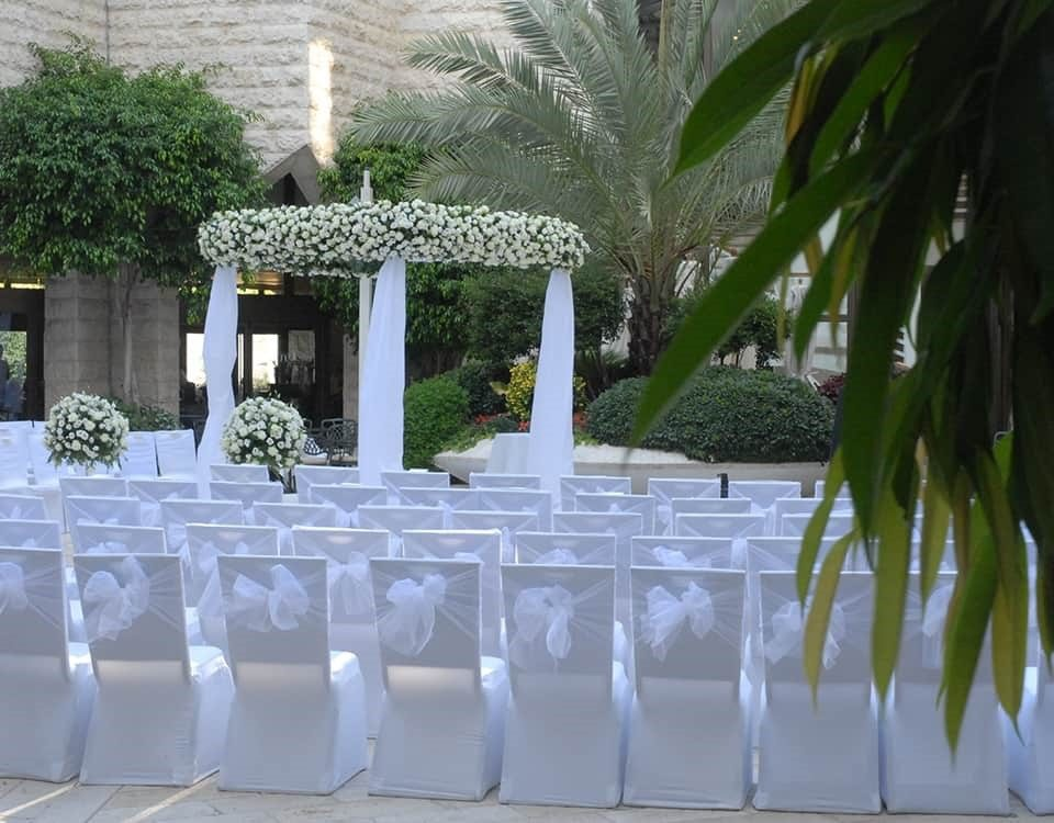 Weddings at the 5 star plus Inbal Hotel Jerusalem