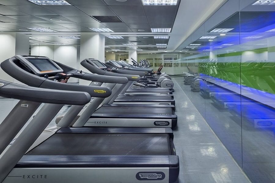 Hotel facilities - fitness center